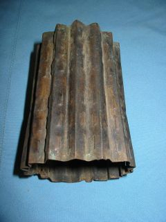Brass Miners Safety Lamp Shroud Covers Bonnett Mining Lamp Part