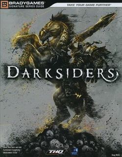 Darksiders by Brady Games Staff 2009, Paperback