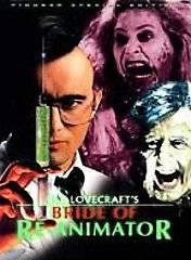 Bride of Re Animator DVD, 1999