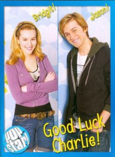 GOOD LUCK CHARLIE   BRIDGIT MENDLER & JASON DOLLEY   MAGAZINE PINUP