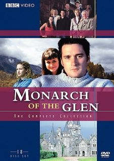 Monarch of the Glen The Complete Collection DVD, 2007, 18 Disc Set
