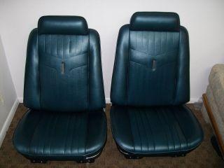 69 GTO CHEVELLE,CUTLASS 442 ,BUICK GS, BUCKET SEATS ,REAR SEATS