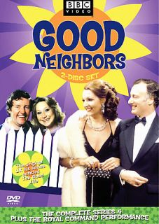 Good Neighbors The Complete Series 4 plus Royal Command Performance