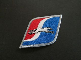 Vintage 1980s Greyhound Bus Driver Patch