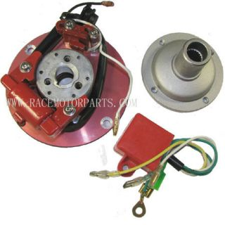50cc / 140cc Dirt Pit Bike Ignition Magneto Rotor CDI kit LIfan loncin