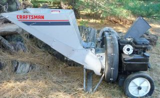 used wood chippers in Business & Industrial