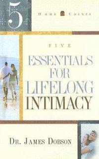 for Lifelong Intimacy by James C. Dobson 2005, Hardcover