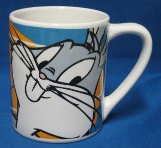 Bugs Bunny Warner Bros Rabbit Looney Tunes Character Coffee Mug Cup