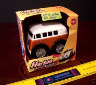 Herbie The Love Bug in TV, Movie & Character Toys