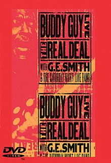 Buddy Guy   Live The Real Deal With G.E. Smith the Saturday Night Live