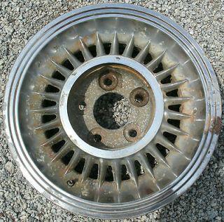 1956 56 Cadillac Sabre Kelsey Hayes Chrome Wheel clad rim design 39796