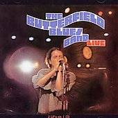 Live by Paul Butterfield CD, May 2005, Wounded Bird