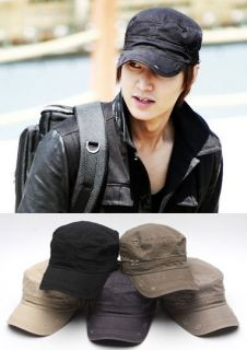 SHINEE WORLD]NEWCITY HUNTER LEE MIN HOS MILITARY CAP