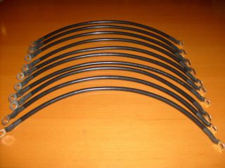 Club Car Golf Cart Battery Cables 6 Ga 18x10 EZGO Club Car Yamaha