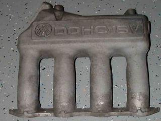 VW B3 2.0L 16v 9a Passat Upper Intake Manifold 051133223A (Fits