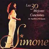 Las 30 Mejores Canciones en Espanol Y Portugues by Simone CD, Sep 1997
