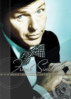 Frank Sinatra Giftset DVD, 2007, 5 Disc Set, MGM Movie Legends