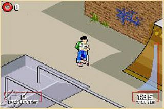 Razor Freestyle Scooter Nintendo Game Boy Advance, 2001