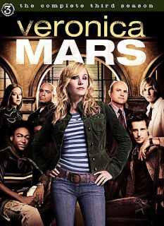 Veronica Mars The Complete Seasons 1 3 DVD, 2007