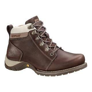 CAT Footwear Womens Carlie Steel Toe Work Boots