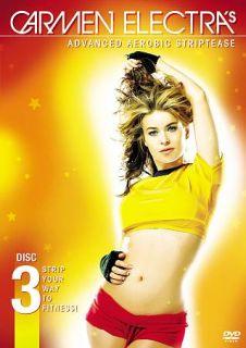 Carmen Electras Advanced Aerobic Striptease DVD, 2005