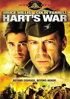Out of Time Harts War DVD, 2006, 2 Disc Set
