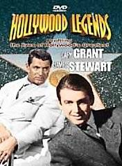 Hollywood Legends   Cary Grant James Stewart DVD, 2001