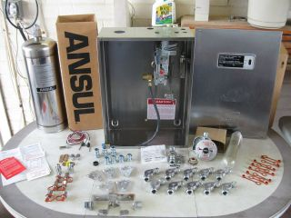 ansul fire suppression system in Restaurant & Catering