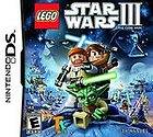 LEGO Star Wars III The Clone Wars Nintendo DS, 2011