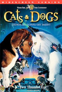 Cats Dogs DVD, 2007