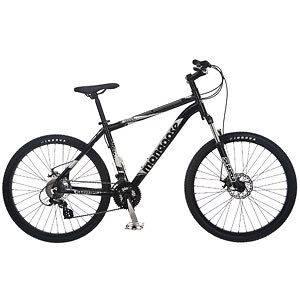 Mongoose 24 shimano speeds disc brakes hardtail off road mountain bike