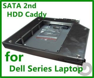 Newly listed SATA 2nd HDD Caddy For Dell Latitude X300 D400 D500 D505