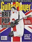 Guitar Player Magazine (March 1998) Brit Pop / Michael Hedges / Kelly