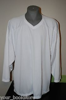 Warrior Lacrosse NLL National Lacrosse League White Game Jersey Shirt