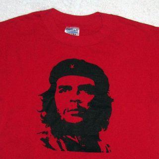 RED CHE GUEVARA T SHIRT