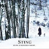 Winters Night Digipak by Sting CD, Oct 2009, Cherry Tree