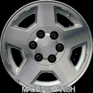 17 New Alloy Wheel for 2004 2005 2006 Chevy Silverado Tahoe Suburban