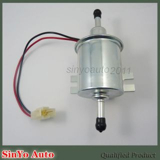 in tank Fuel Pump inline carburator 12V For chevy toyota ford