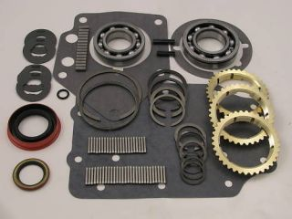 GM Chevy Ford Tremec Transmission Rebuild Kit 1965 85