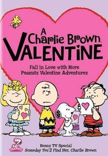 Charlie Brown Valentine Someday Youll Find Her, Charlie Brown DVD
