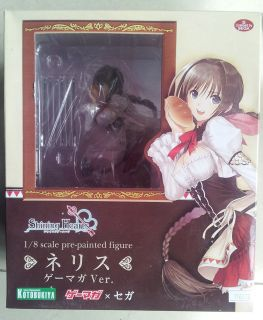 Japan Anime SHINING HEARTS Neris Gemaga Ver. 1/8 Scale PVC 7 Figure