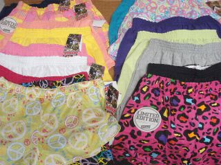 mix and match    SOFFE SHORTS    fun colors and patterns