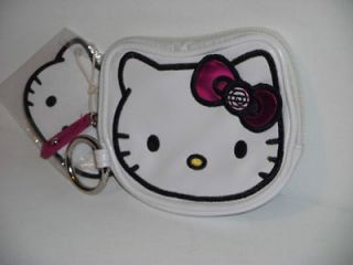 NWT Hello Kitty Candies Face Coin Bag with Keyring from Loungefly