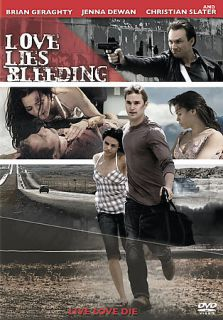 Love Lies Bleeding DVD, 2008