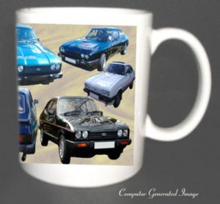classic cars ford capri