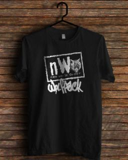 nwo wolfpack 3 wrestling pack wolf wcw classic t shirt
