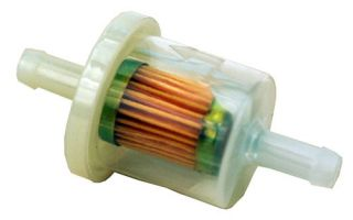 SMALL ENGINE FUEL FILTER B & S PART # 493629