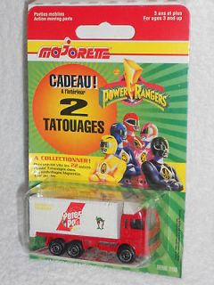 200 Series Mid 90s Power Rangers Free Tatto   COE Peter Pan Box Truck