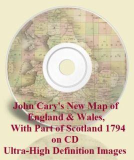 Antiques  Maps, Atlases & Globes  United Kingdom  England  Pre