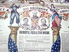 Civil War Soldiers Memorial Colored. Company A. 32nd Ohio Volunteer
